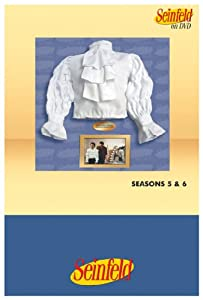 Seinfeld - Seasons 5 & 6 Giftset (Includes Handwritten Script and Collectible Miniature Puffy Shirt)