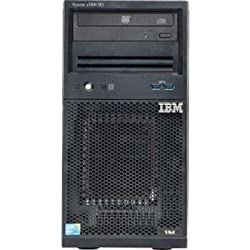 Lenovo 5457EBU ThinkServer 5457EBU X3100 M5 Tower Xeon E3-1220v3 3.1GHz 16GB RAID 0/1/10 4x3.5