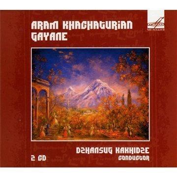 Aram Khatchaturian (1903-1978) - Page 2 415NA82F6%2BL