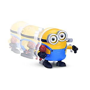 Minions Movie - Wind Up Bopping Along Bob Minion