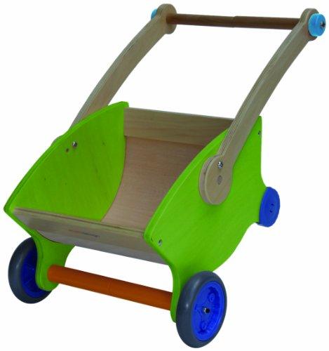 Mishidesign Lift Up Toy, Green/Orange - 1