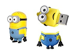 Chinmayi Pendrive10 BobMinion 16GB pendrive