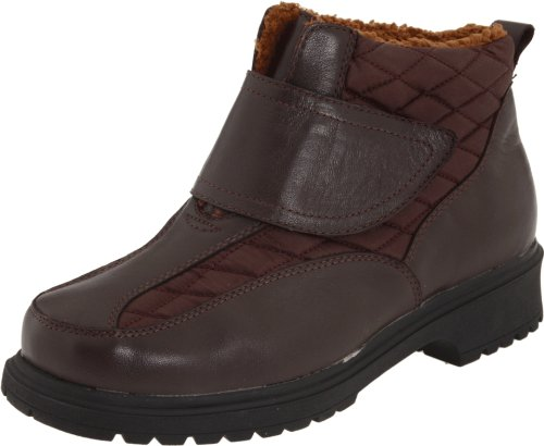Propet Women's Chermona Boot,Bronco Brown,5.5 M US
