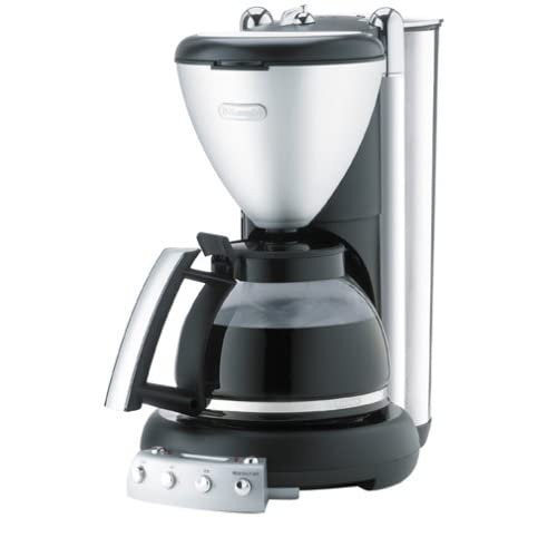 Drip Coffee Maker With Timer : DeLonghi DCR902T Retro Drip Coffee Maker with Timer