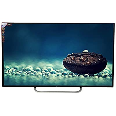 WORLDTECH WT-4085 40 inches Full HD Super Slim LED TV (Black)