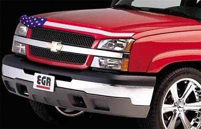 EGR 303159 SuperGuard Patriot Specialty Hood Shield