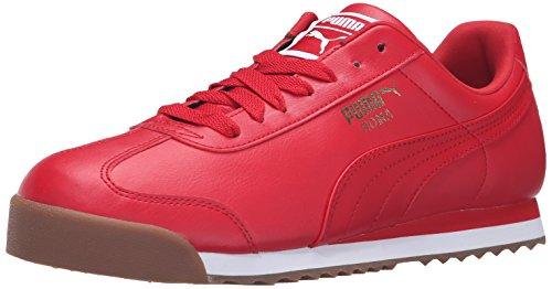 puma-mens-roma-basic-fashion-sneaker-barbados-cherry-puma-white-8-m-us