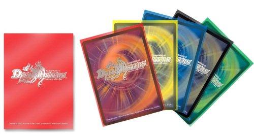 デュエルマスターズ カードプロテクト50 クリアレッド