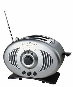 Kenwood TT756SL 2-Slice Radio Toaster with FM Radio
