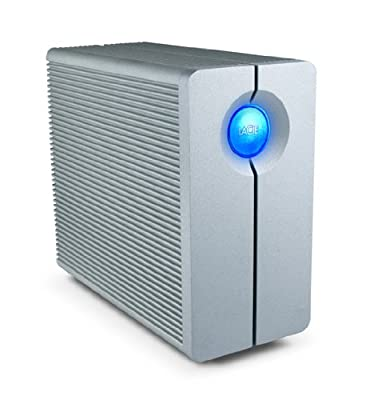 LaCie 4TB LaCie 2big Network 2 and RAID Server by Lacie