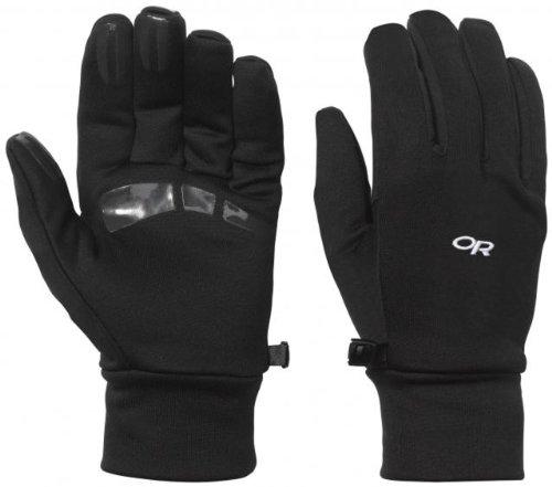 Outdoor Research Men's PL 400 Gloves, Black, X-Large