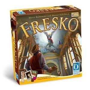 Fresco Board Game [Toy]