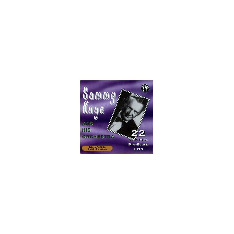 Plays 22 Original Big Band Recordings Sammy Kate Music