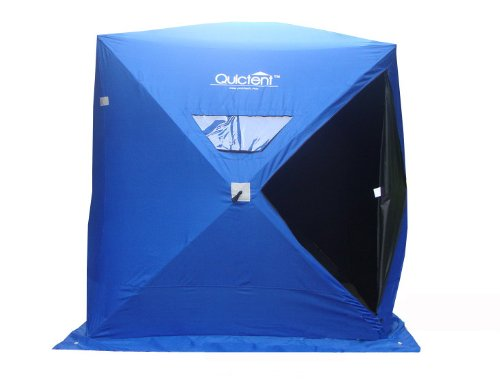 Quictent Ice Fishing Shelter 2 Person