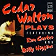 Cedar Walton Plays Featuring Ron Carter And Billy Higgins