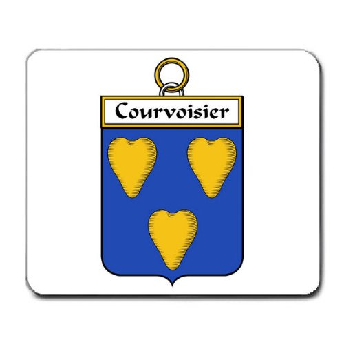 courvoisier-family-crest-coat-of-arms-mouse-pad