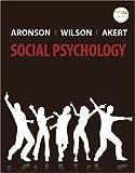 Social Psychology (6th Edition)