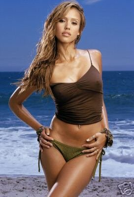 Jessica Alba 24X36 Poster - Very Hot - New! - Buy Me! #22