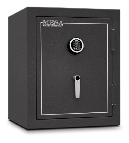 mesa-safe-company-model-mbf2620e-burglary-and-fire-safe-with-electronic-lock-hammered-gray
