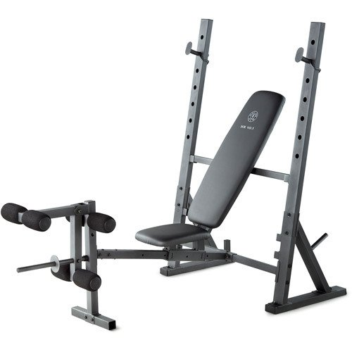 Gold s gym xr weight bench benches fitness equipment