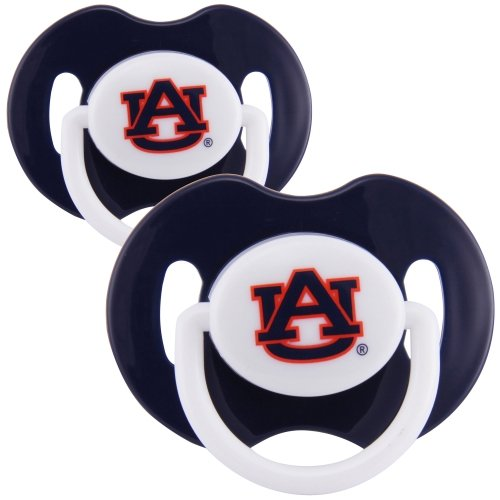 Auburn Tigers Pacifier Set at Amazon.com