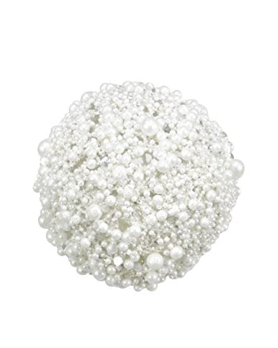 Teters Floral Products Small Pearl Glitter Ball