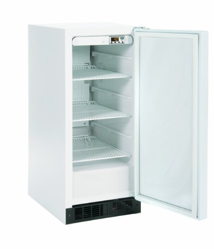 Marvel Scientific 3Carm100 General Purpose Microsentry Under-Counter Refrigerator With Right Hinged Door, White, Without Door Lock, Without Probe Port front-408058