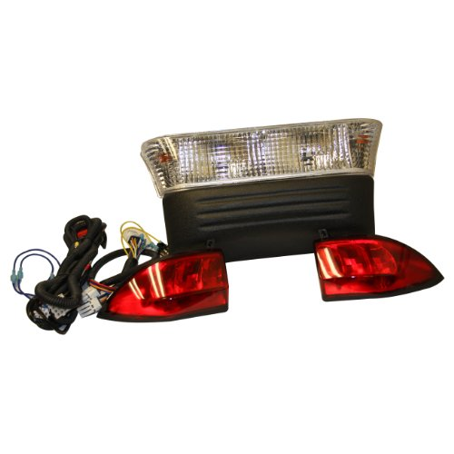 Pro-Fit Pf10909 Basic Light Bar Kit With Bumper For Precedent Golf Carts