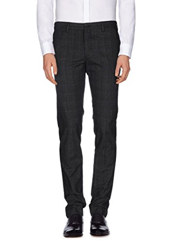 HENRY COTTON'S Pantalone uomo regular fit con stampa pricipe di galles (50)