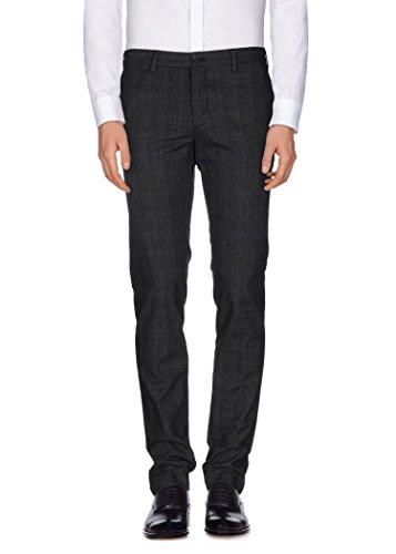 HENRY COTTON'S Pantalone uomo regular fit con stampa pricipe di galles (50)