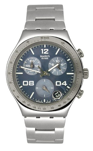 Swatch Men's YCS438G Blustery Chronograph Watch