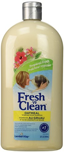 Fresh 'n Clean Oatmeal 'n Baking Soda Shampoo, 32 oz. (Baking Soda Dog Shampoo compare prices)
