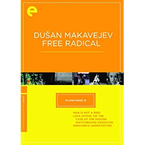 Eclipse Series 18: Dusan Makavejev- Free Radical movie
