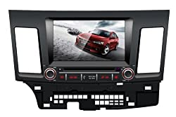 See AupTech 2007-ON MITSUBISHI LANCER DVD Player Android System GPS Navigation Radio Stereo Video 2-Din HD Screen With Bluetooth,Wifi,3G,Build in Analog TV and Steering Wheel Control Details