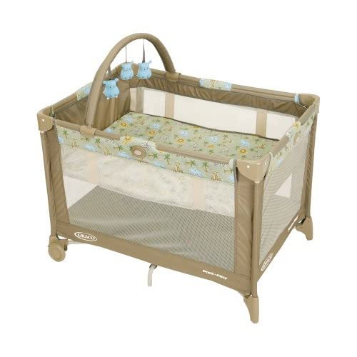 T S Garage Sale Graco Pack N Play Portable Playard With