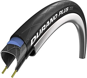 Schwalbe Durano Plus Tyre: 700c x 23mm Black Folding. HS 399, 23-622, Performance Line, SmartGuard,