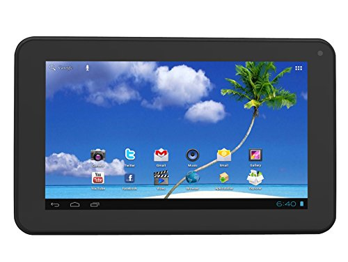 Proscan 7-Inch Android Tablet, Quad Core Processor, 8GB Memory, Android 5.1 Lollipop, Google Play Certified