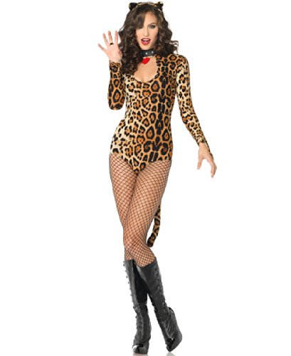 Wicked Wildcat Costume 2pc Set Size Xsmall
