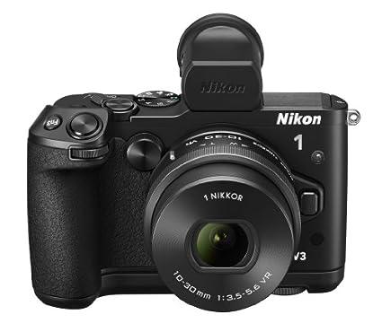 Nikon Nikon 1 V3 Mirrorless Digital Camera (With Nikkor 10-30mm PD Zoom Lens)