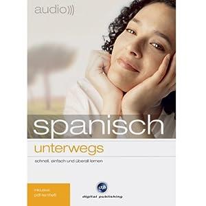 Audio Spanisch unterwegs Hörbuch