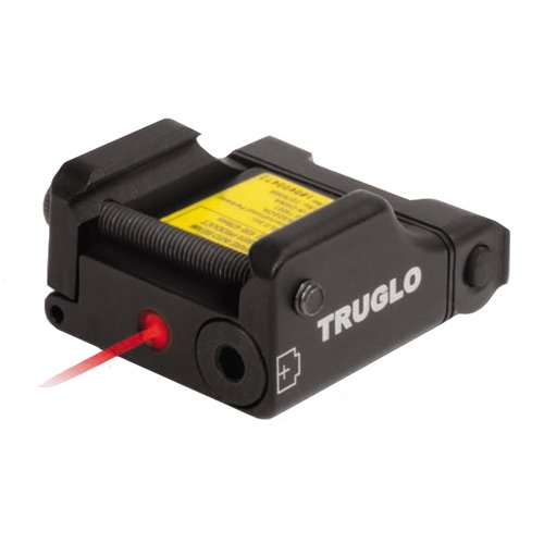 Truglo Tg7630R Micro-Tac Red Laser Sight Tactical Pistol Handgun Picatinny