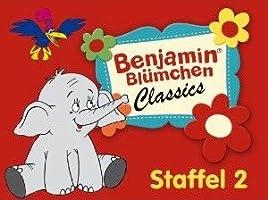 Benjamin Bl�mchen Classics - Staffel 2