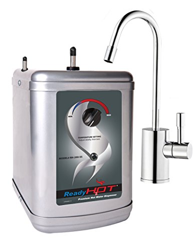 Ready Hot RH-200-F570-CH Stainless Steel Hot Water Dispenser System, Includes