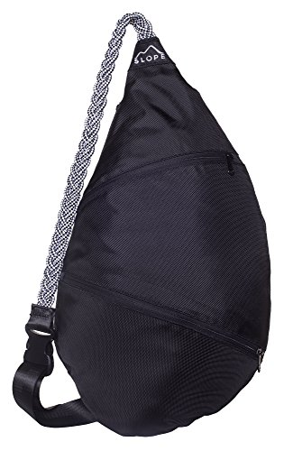 Slope Rope Sling Bag for Women Crossbody Shoulder Backpack Crossover for Juniors (Quilted Backpack Purse compare prices)