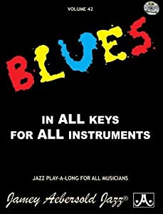 Blues In All Keys, Vol. 42  (For All Instruments)