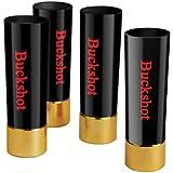 1 X Buckshot Shotgun Shell Shot Glasses
