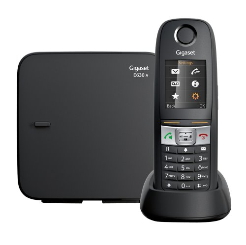 Gigaset E630A Robust Cordless Phone with Answer Machine picture