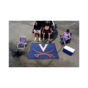 Fanmats Virginia Cavaliers Tailgater Mat by Fanmats