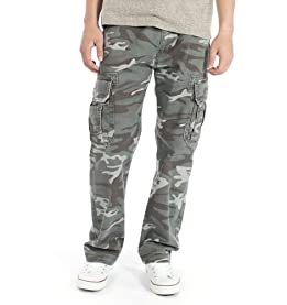 Survivor Camo Cargo Pants