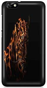 KSC Desginer Printed Hard Back Case Cover For Huawei Honor 4X